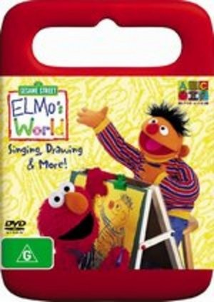 Elmo S World Singing Drawing And More