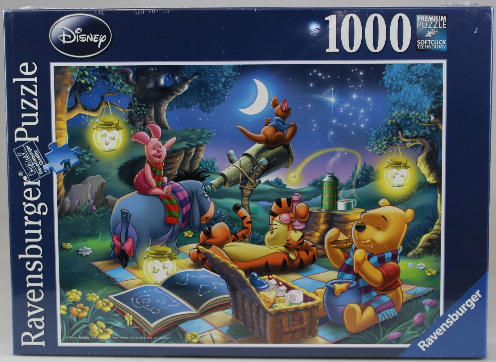 Ravensburger Disney Tangled 3X 49Pc Jigsaw Puzzles