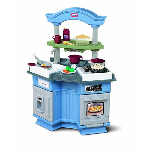 Little Tikes Sizzle N Pop Kitchen By Little Tikes Shop Online For Toys In Australia