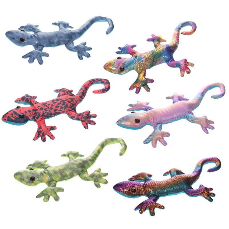 Sand Filled Stuffed Animals, Sand Animal Gecko Large By Puckator Shop Online For Toys In Australia
