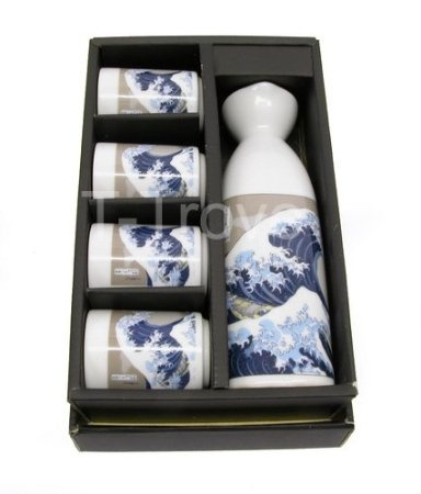 eKitron Sake Set Mixed Color