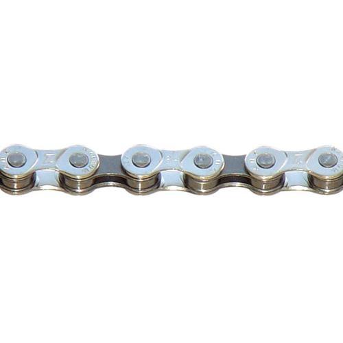 CHAIN KMC 1//2x3//32 Z7 HG Silver