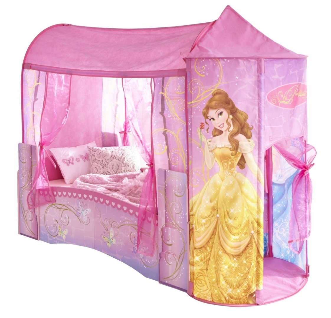 - Disney Princess Feature Toddler Bed By Disney Princess - Shop