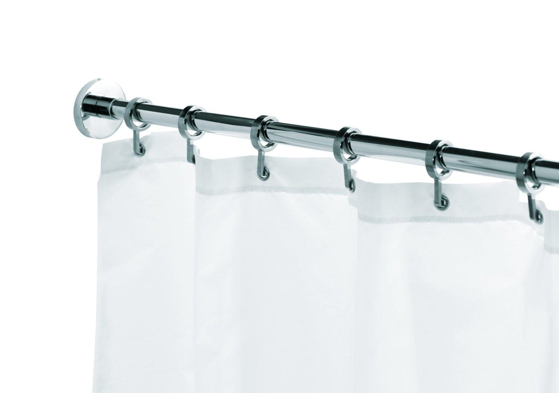 Croydex Luxury Curved Shower Curtain Rod Maximum Length 2000mm Chrome By Croydex Shop Online For Homeware In Australia