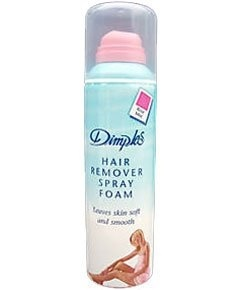 Dimples Hair Remover Spray Foam 200ml By Dimples Shop Online For
