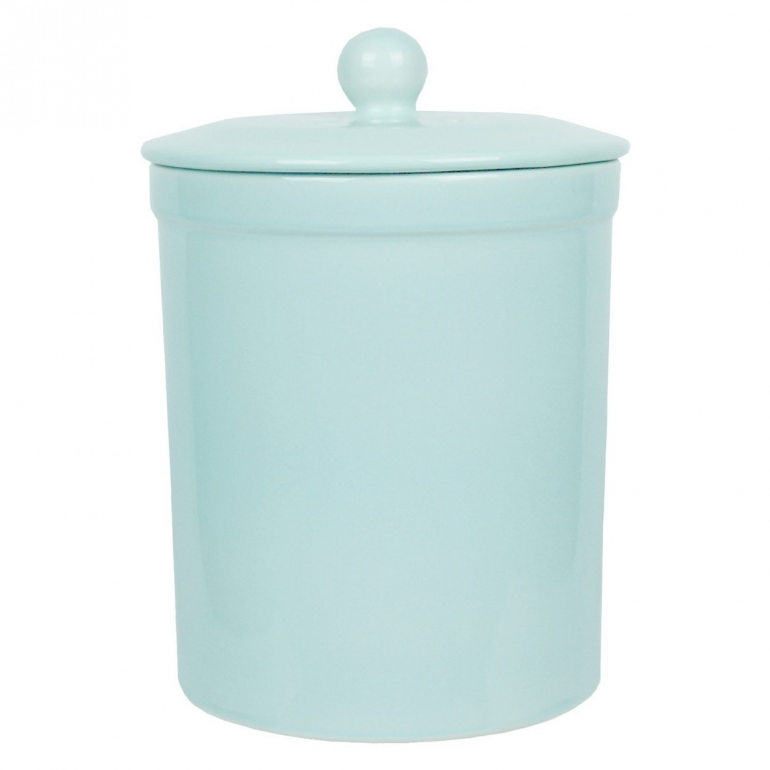Turquoise Ceramic Compost Caddy Melbury Kitchen Ceramic Compost Bin For Food Waste Recycling By The Caddy Company Shop Online For Kitchen In Australia