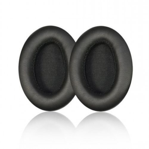 Replacement Ear Pad Cushions For Audio Technica ATH-ANC7 ANC9 ANC27 ANC29 Black
