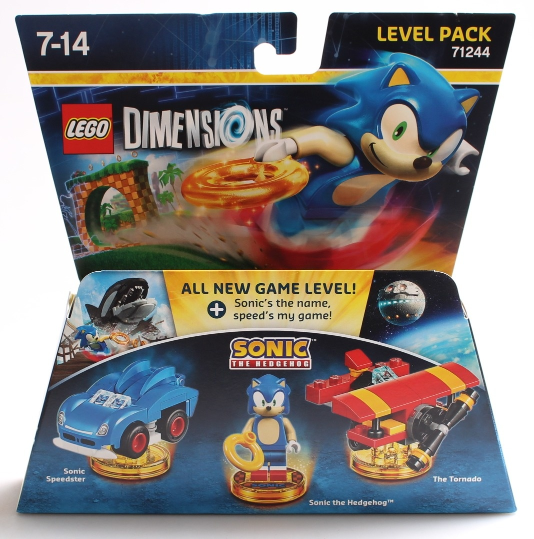 Lego Dimensions Level Pack Sonic The Hedgehog By Lego Dimensions Shop Online For Games In Australia