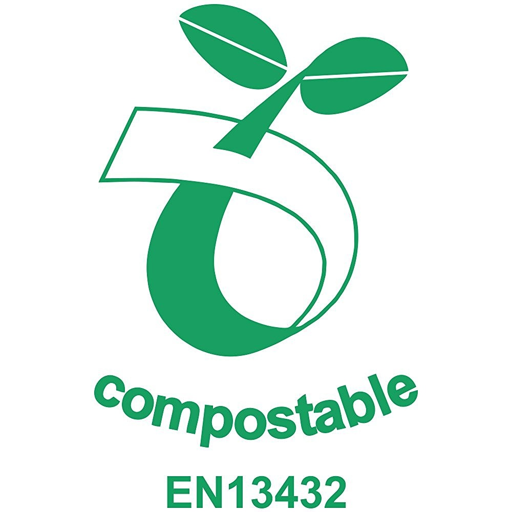 8 Litre x 150 bags allBIO 8 Litre 100/% Biodegradable /& Compostable Kitchen Caddy Liners