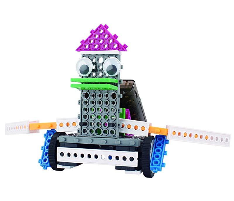 Think Gizmos Build Your Own Robot Toys For Kids Ingenious Machines