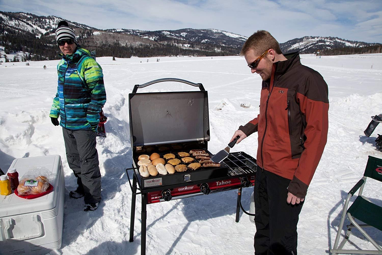 Camp Chef Spatula Set Pancake Hamburger Turner Beveled Edges Stainless Steel