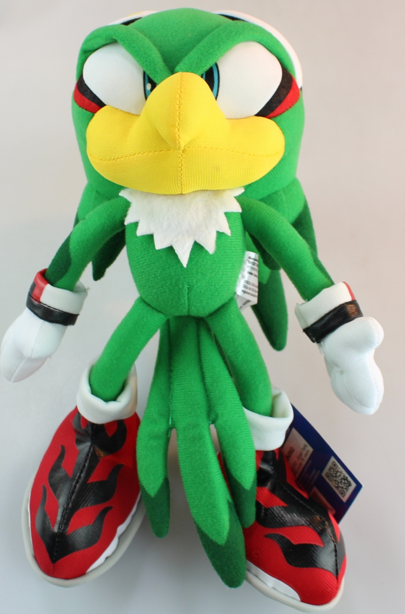 Great Eastern Sonic The Hedgehog Jet The Hawk 30cm Plush Doll By Japan Videogames Shop Online For Toys In Australia