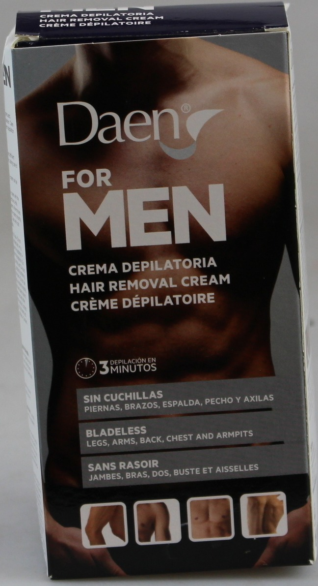 Daen 150 Ml Hair Removal Cream For Men By Daen Shop Online For