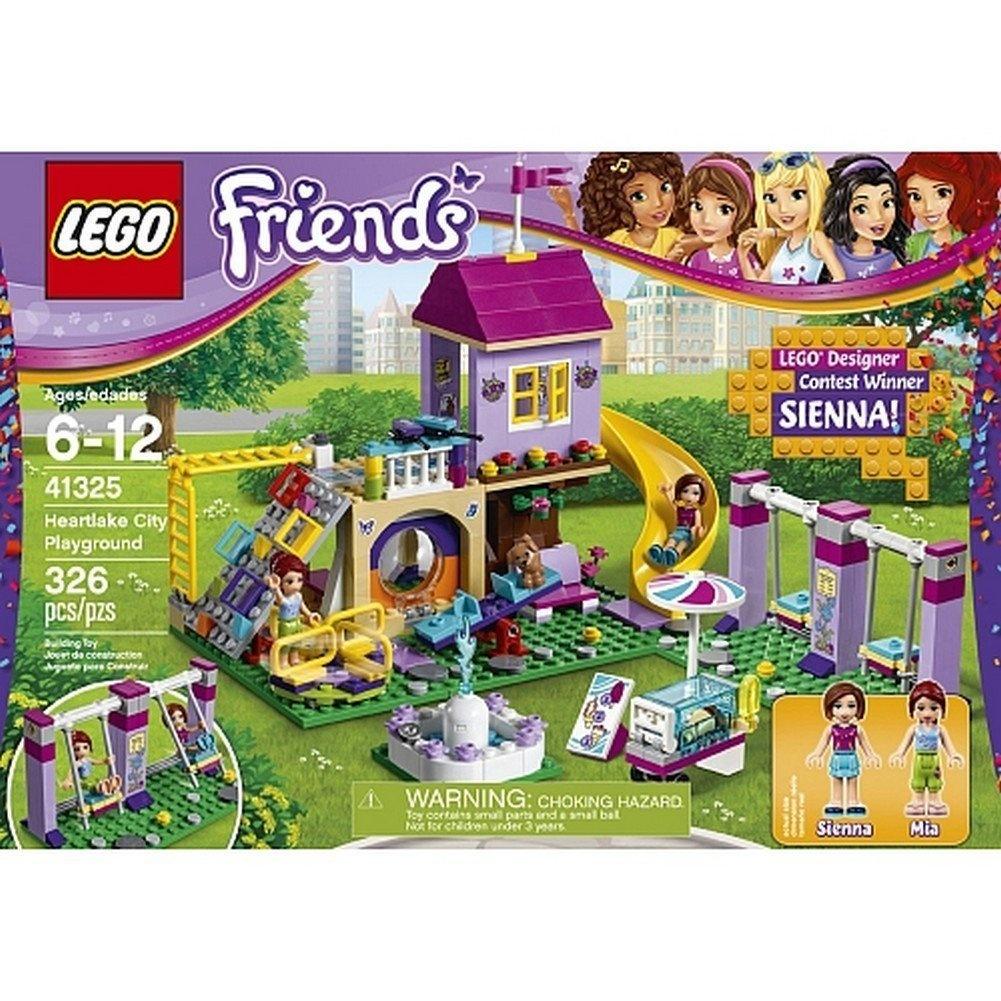 LEGO Friends Heartlake City Playground 41325 Building Kit
