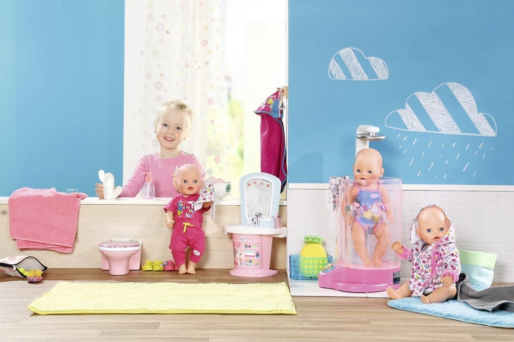 Baby Born 823903 Funny Toilet