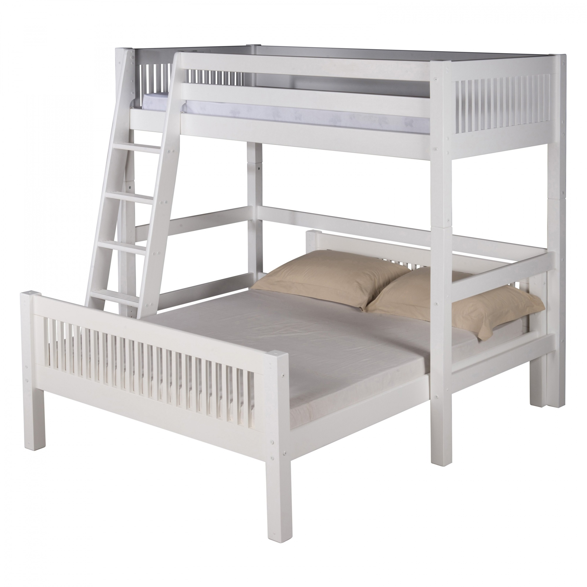Picture of: Camaflexi Twin Over Full L Shaped Loft Bed By Camiflexi Shop Online For Homeware In Australia