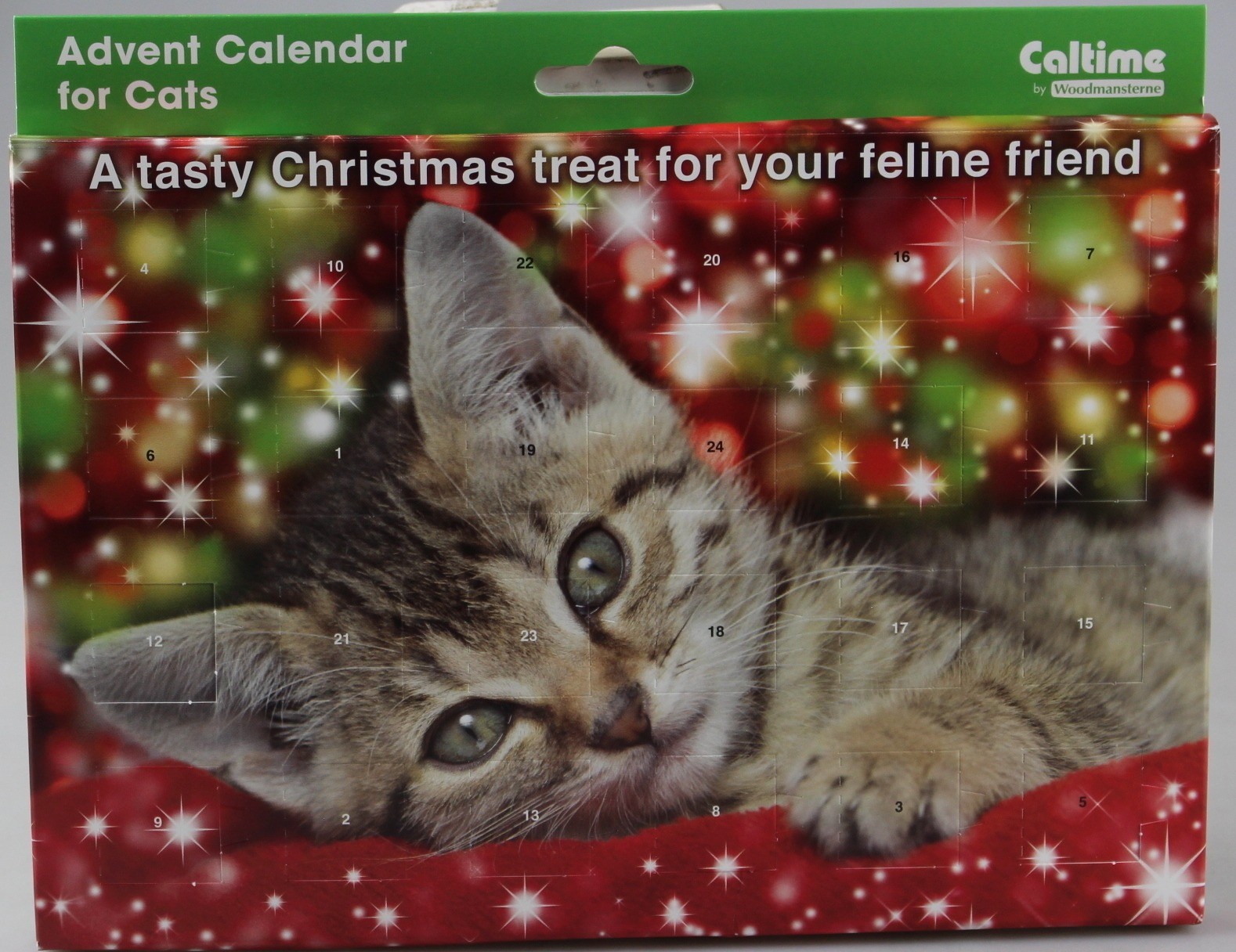 Advent Calendar For Your Cat By Woodmansterne Shop Online For Homeware In Australia