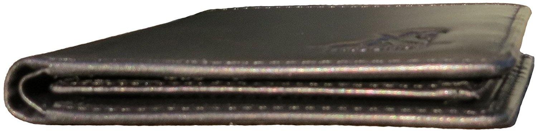 Gift Box For Men High-End Build RFID Blocking Trifold Bifold 11 Pocket ID Window