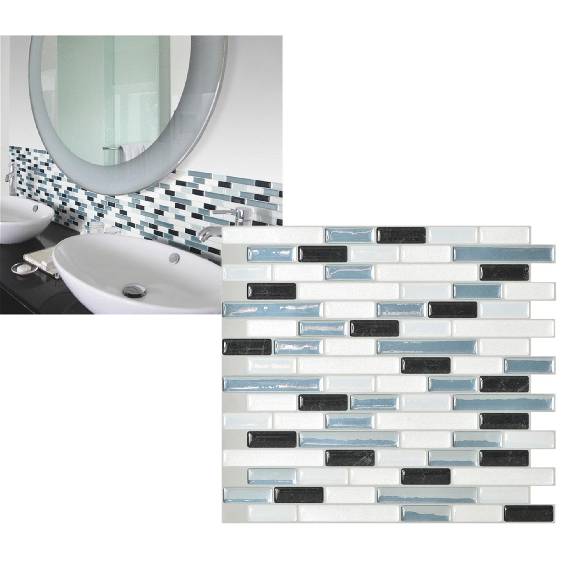 Smart Tiles Original Peel Stick Backsplash Wall Tile By Smart Tiles Shop Online For Homeware In Australia