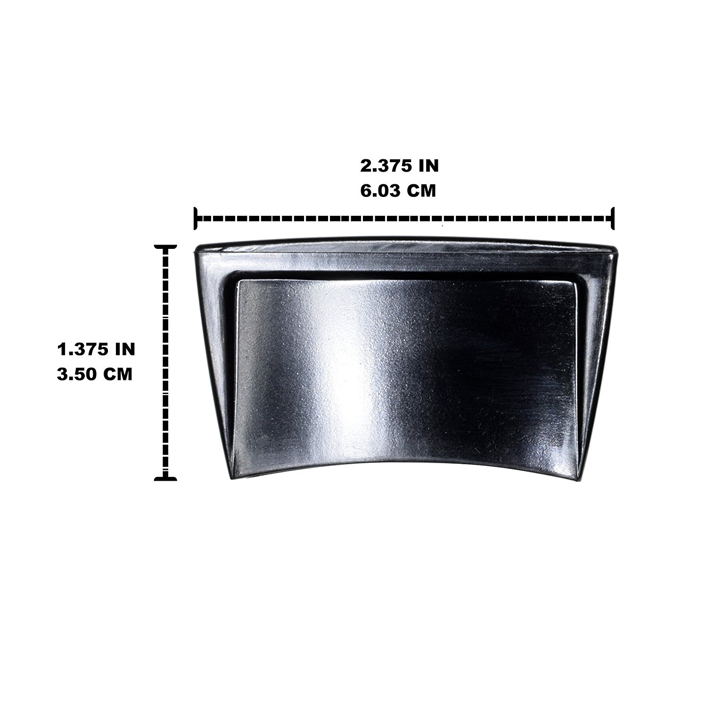 Set of 2. Univen Replacement Bakelite Plastic Pot Handles