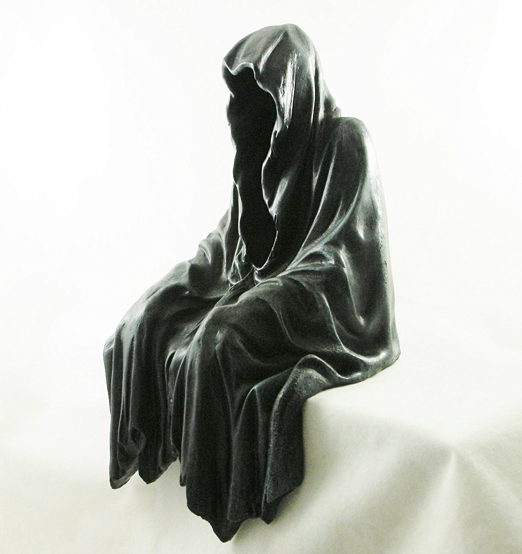 Darkness Resides Black Ornament 23cm