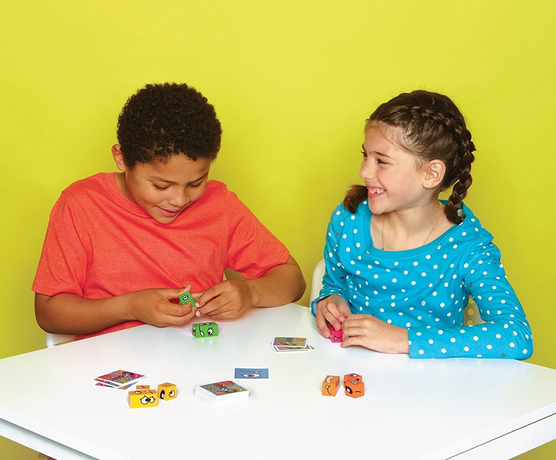 Blue Orange 06200 Cubeez Family Game