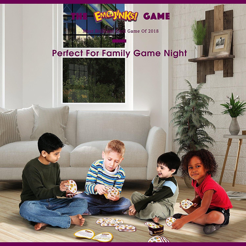 Emojinks Emoji Card Games For Families