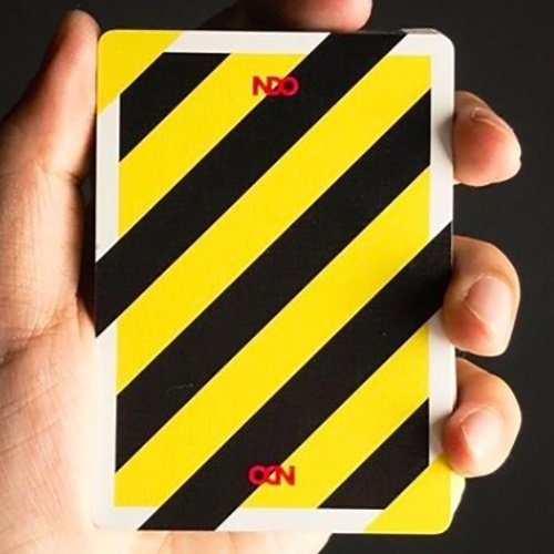 NDO School of Cardistry V3 Playing Cards Limited Edition Deck by Jaspas