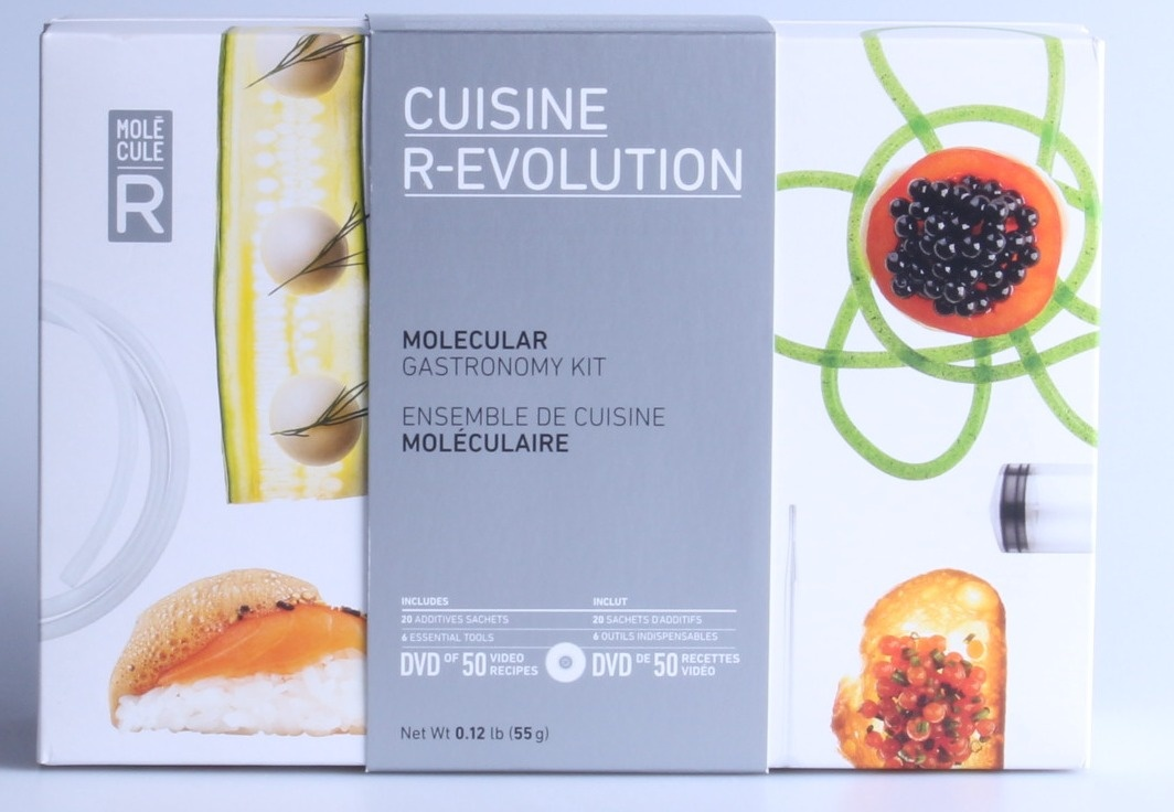 Molecule R Molecular Gastronomy Kit Cuisine R Evolution By