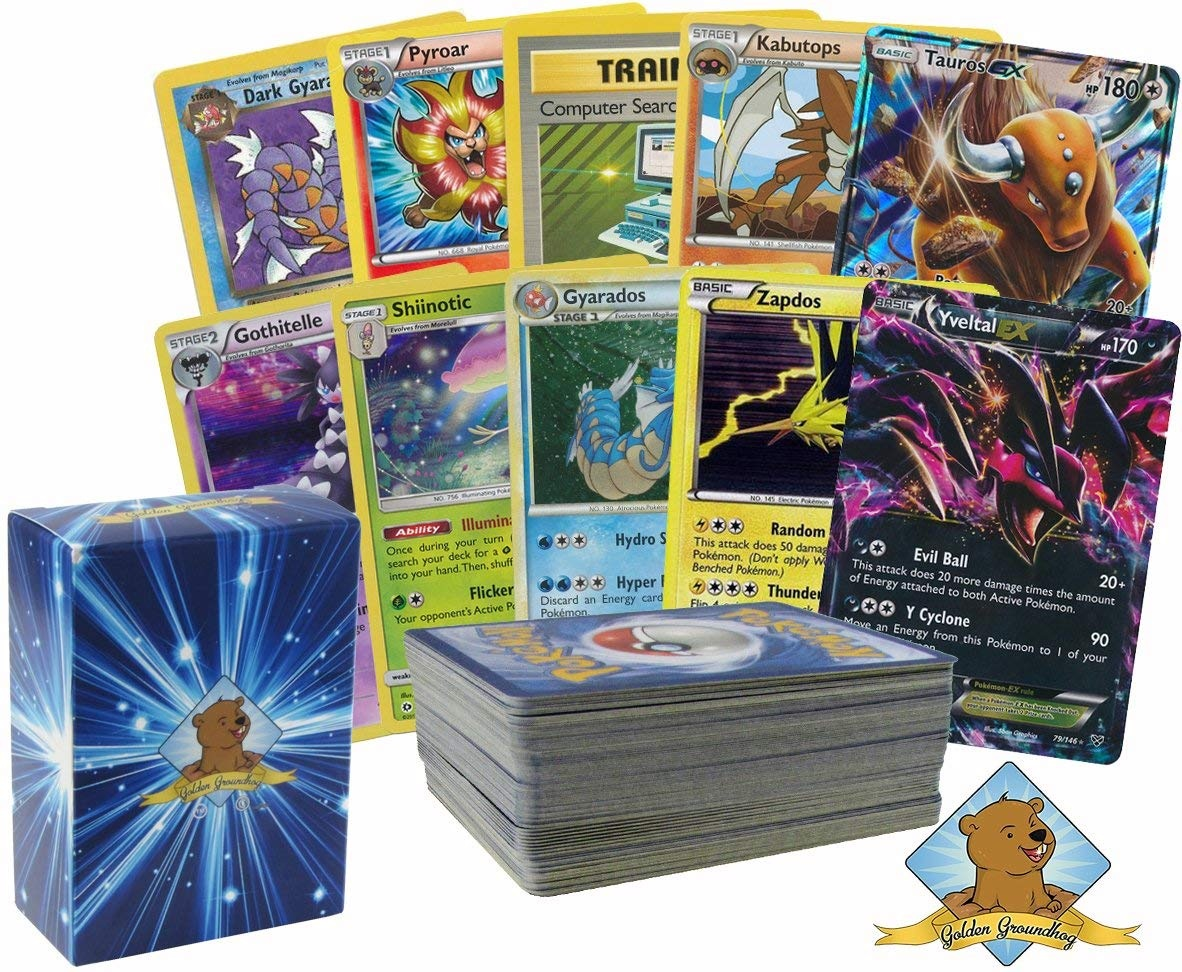 NO DUPLICATES!! Pokemon TCG ~ 50 Card Lot ~ NO TRAINERS//ENERGY ~ FREE SHIPPING