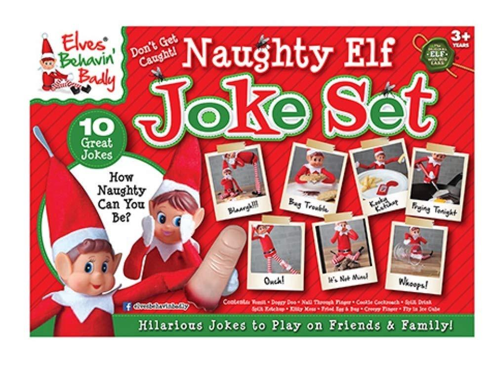 gaixample.org Hoolaroo VIP Elf deluxe naughty tricks jokes props ...