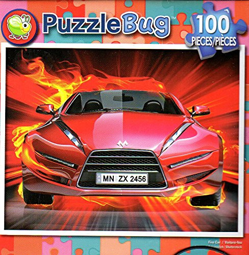 NEW Puzzlebug 100 Piece Jigsaw Puzzle ~ Cairns Birdwing Butterfly