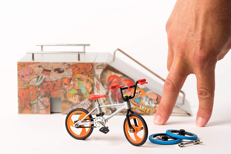 Mini BMX Freestyle Pack1 Grip /& Tricks Finger BMX