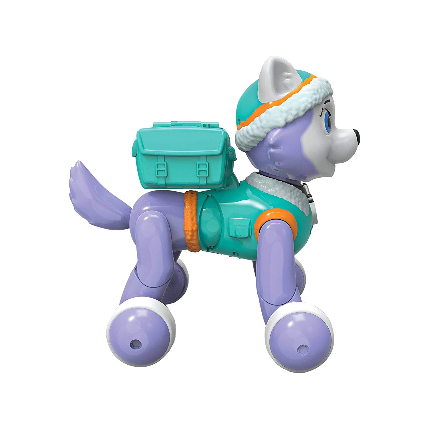 Paw Patrol Zoomer Everest Interactive Pup with Missions Sounds and Phrases