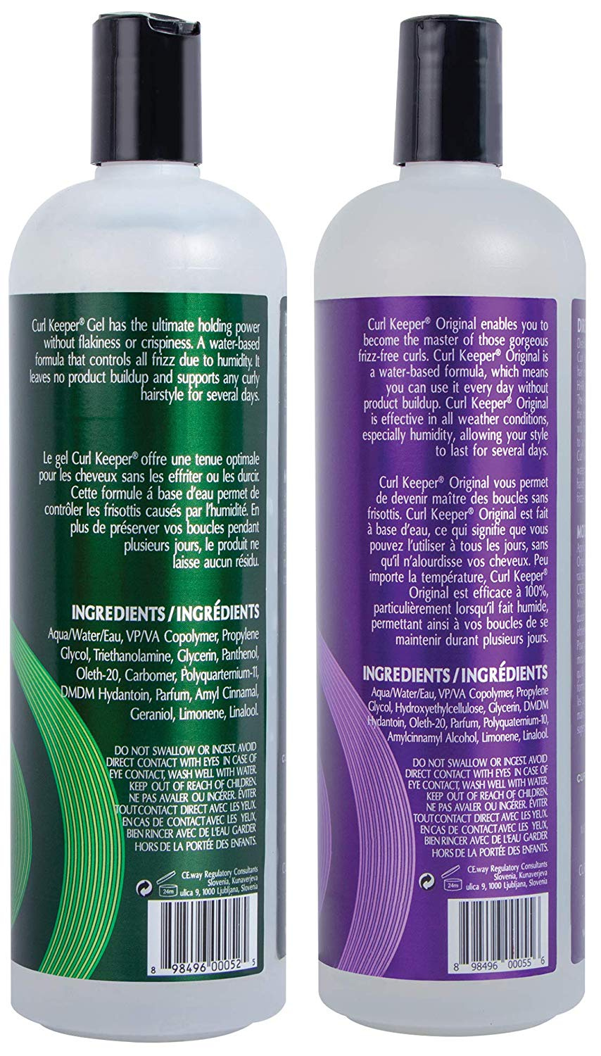 Curly Hair Solutions Curl Keeper Original Curl Keeper Gel 980ml 1000 Millilitre By Curly Hair Solutions Shop Online For Beauty In Australia