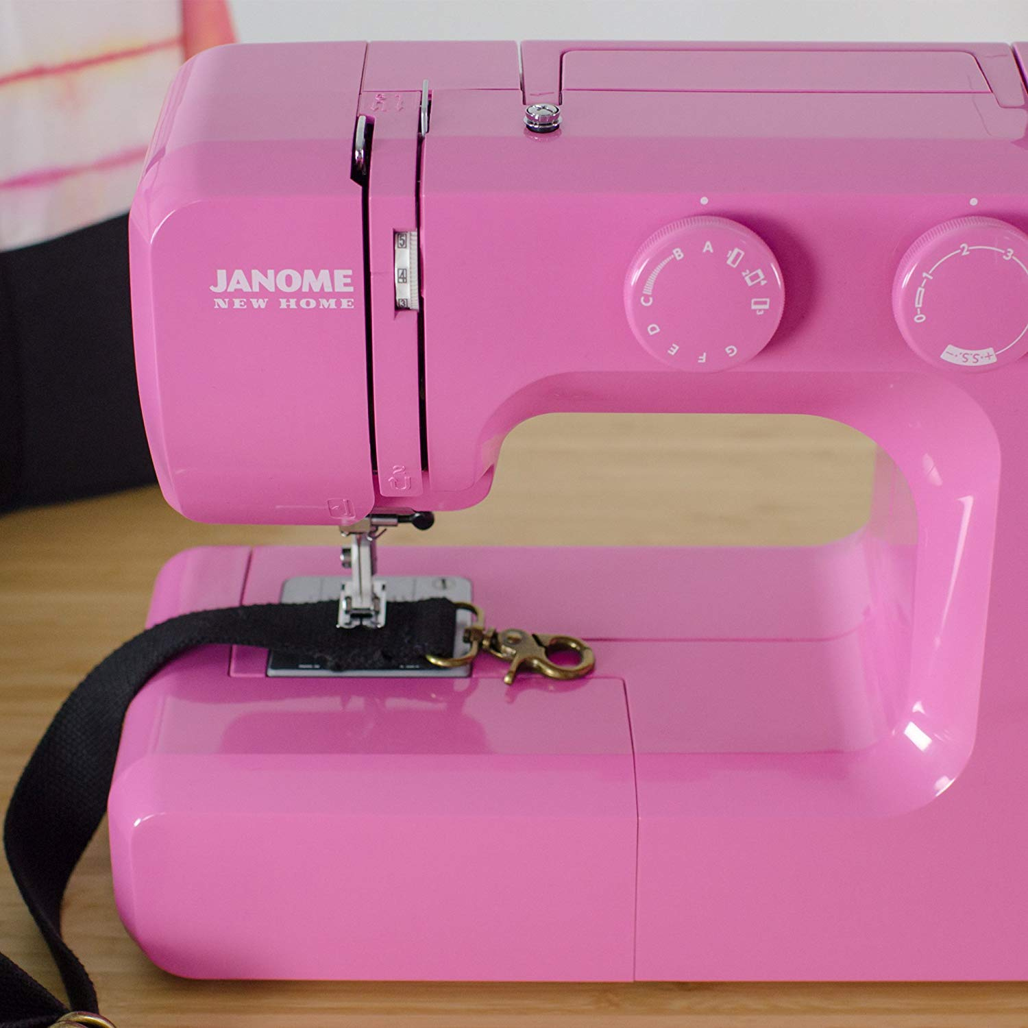 Janome Border Guide Sewing Machine Foot