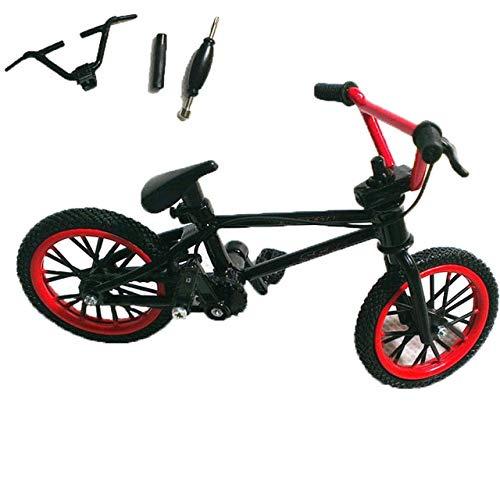 BeesClover Wethepeople S/&M Mini Finger BMX Bicycle Tech-Deck Flick Trix Finger Bikes Toys BMX Model Bike Toys for Kids Random Color