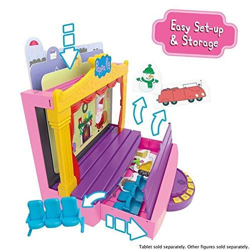 Peppa Pig Peppa/'s Stage Playset